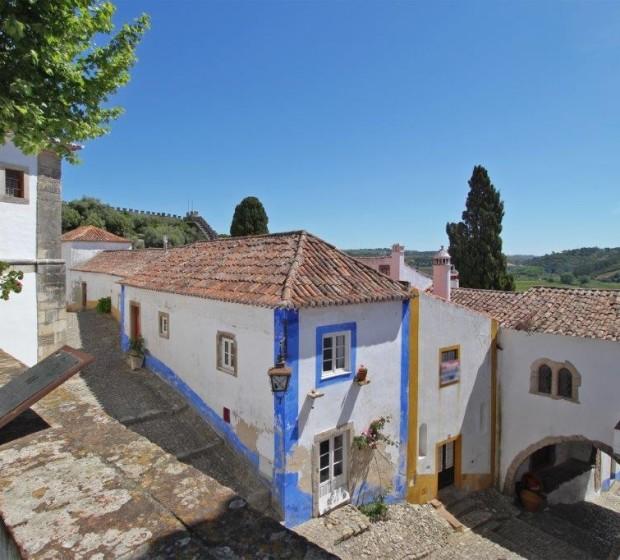 rsv47 Moradia dentro do Castelo de Óbidos 1