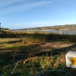 5 MONTINHO DAS OLIVEIRAS _ VIEW LAKE WITH HEART BORDER MARK