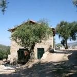 Casa das Pombas terras