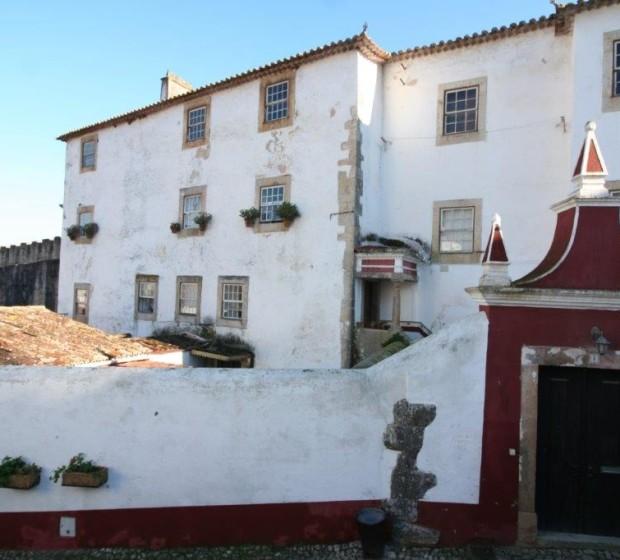 rsv36 Moradia dentro do Castelo de Óbidos 1